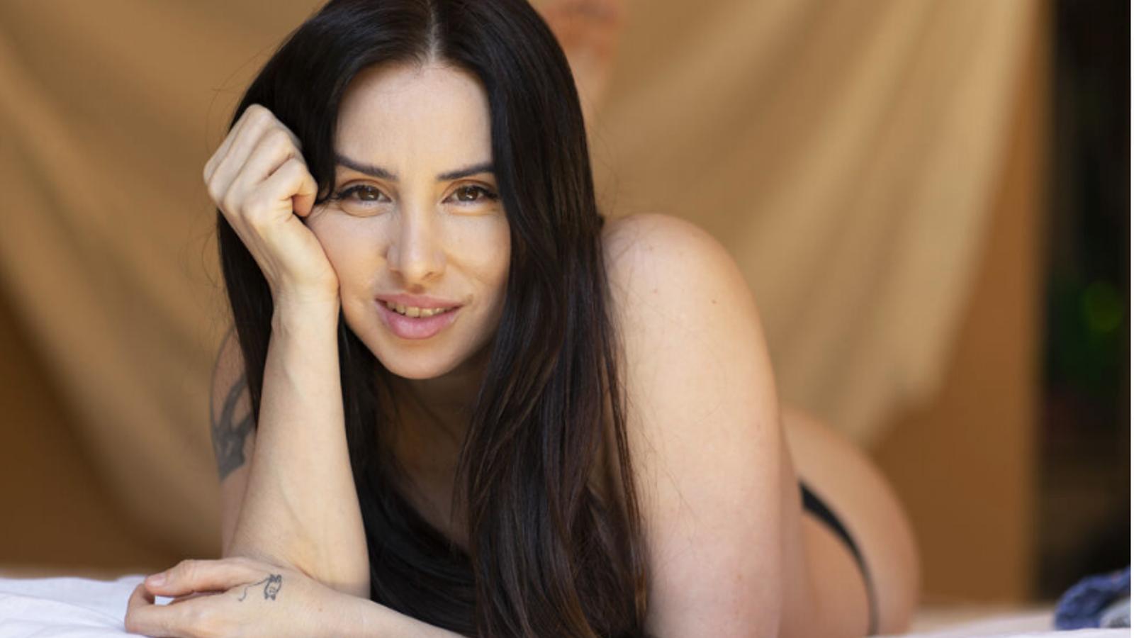 Mala Rodríguez en una imatge promocional