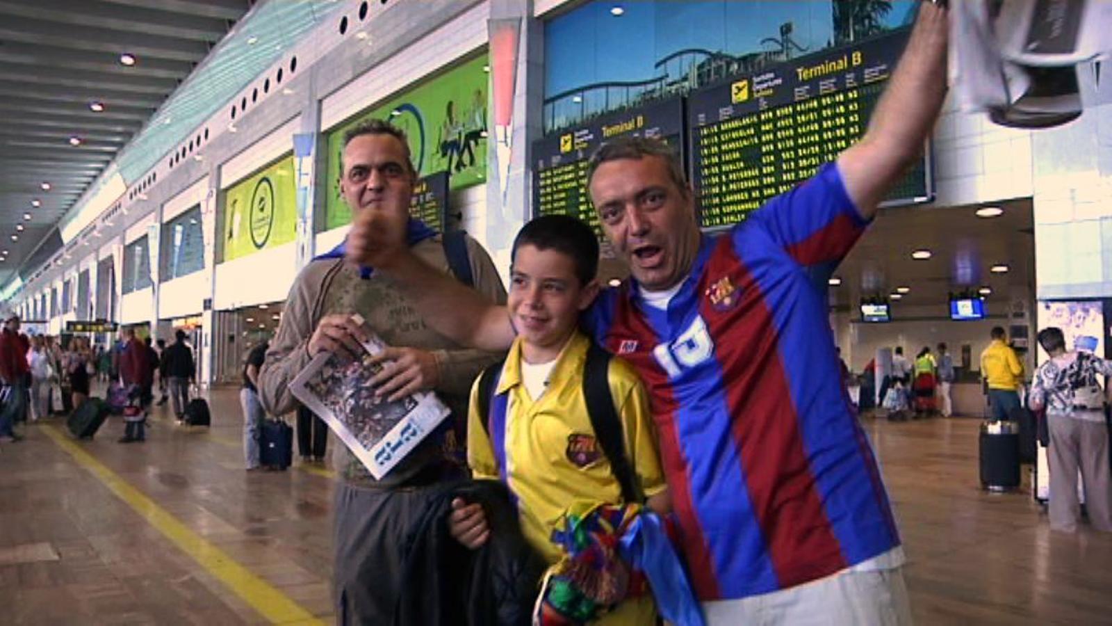 Cap a Wembley amb l'ARA sota el braç