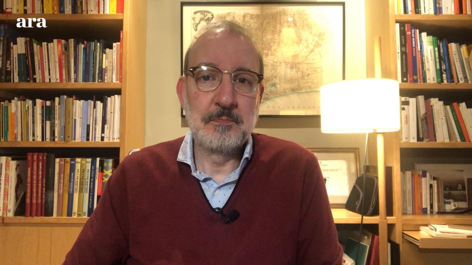 516 morts a Catalunya, i preocupeu-vos només si sentiu ofec: les claus del dia, amb Antoni Bassas (25/03/2020)