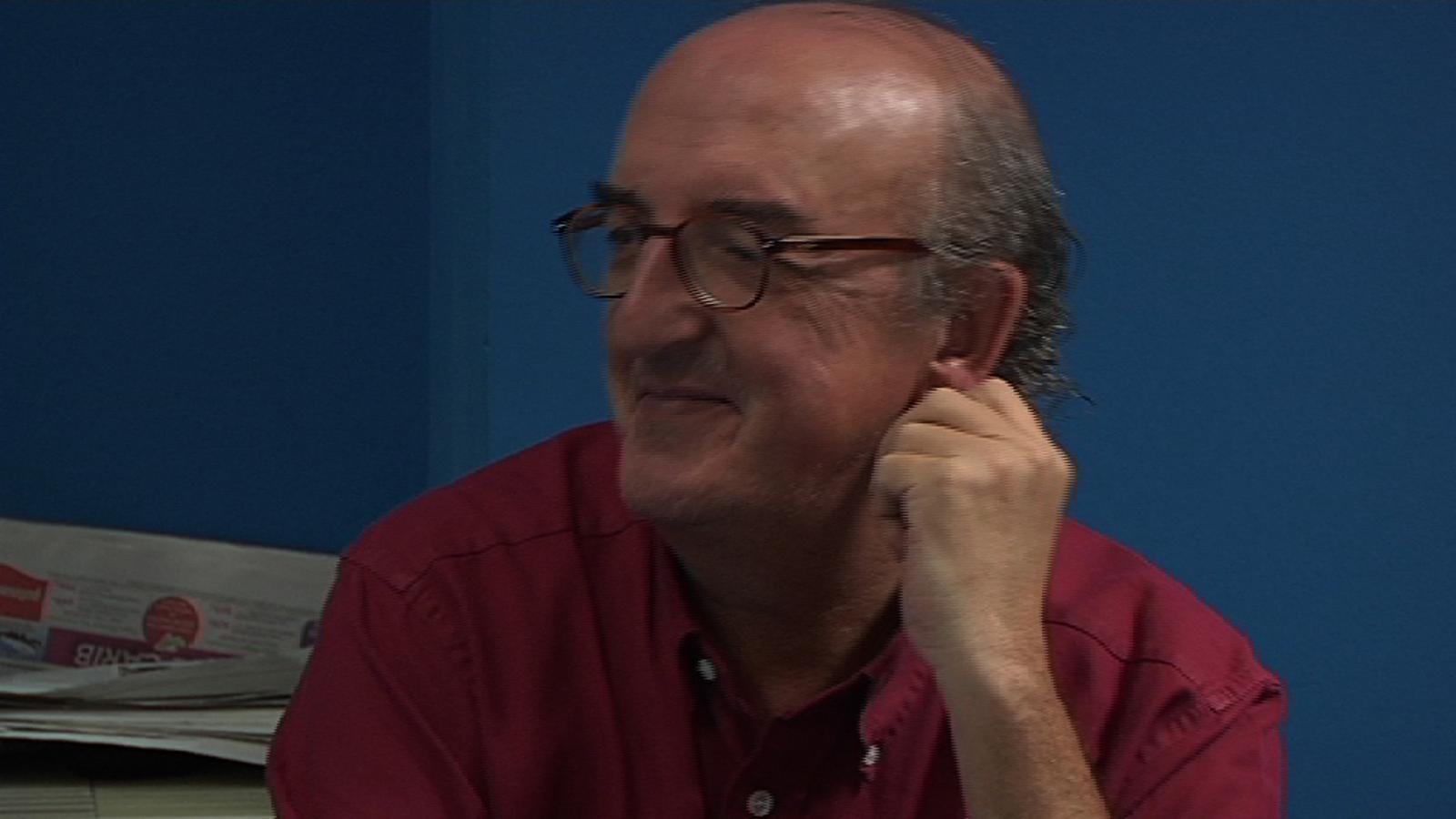 Jaume Roures es convidat a les 'Converses del Món que ve'
