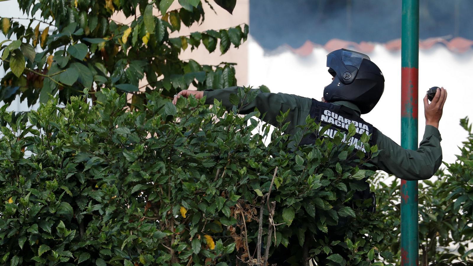 """La UE demana """"l'inici immediat d'un procés cap a eleccions lliures"""" a Veneçuela"""