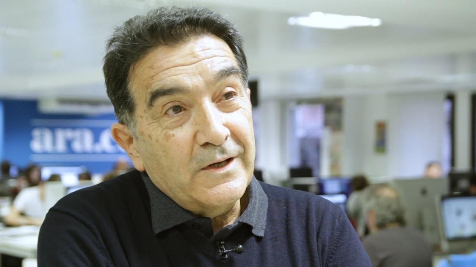 El dibuixant Miquel Ferreres nou fitxatge de l'ARA