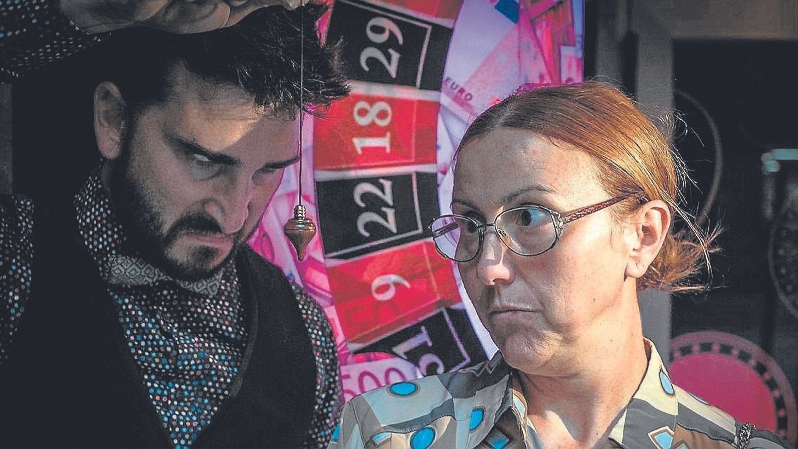 Héctor Seoane i Irene Soler també són el millor de Sessió d'hipnosi, de Maria Antònia Mateu, dirigits per Pau Cirer. / ÒRBITA