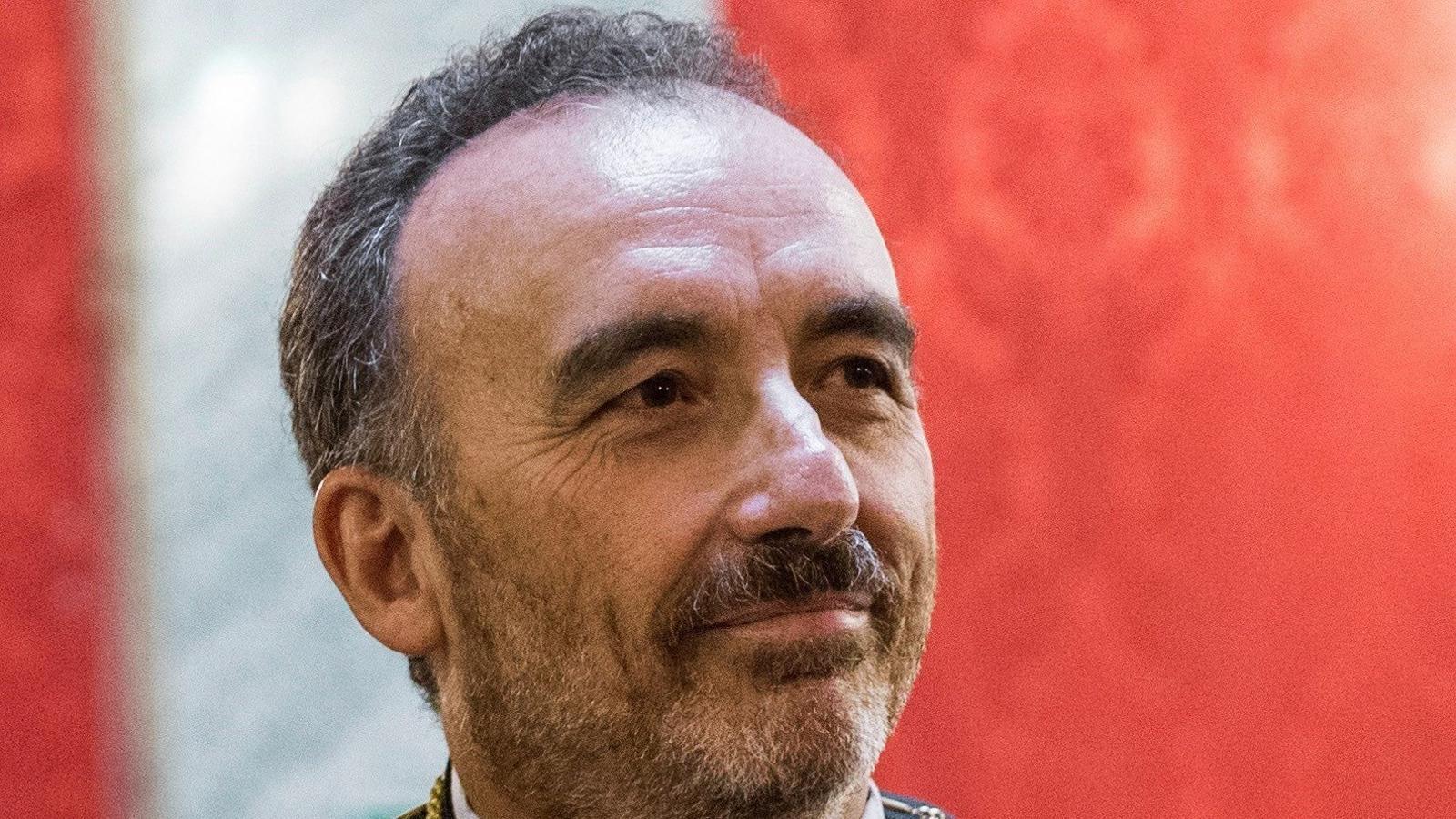 El magistrat Manuel Marchena, encara president del tribunal que jutjarà el Procés. La seva elecció com a president del CGPJ suposarà un canvi en el judici als presos polítics.