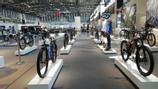 Un saló de l'automòbil a Munic amb més bicis que cotxes