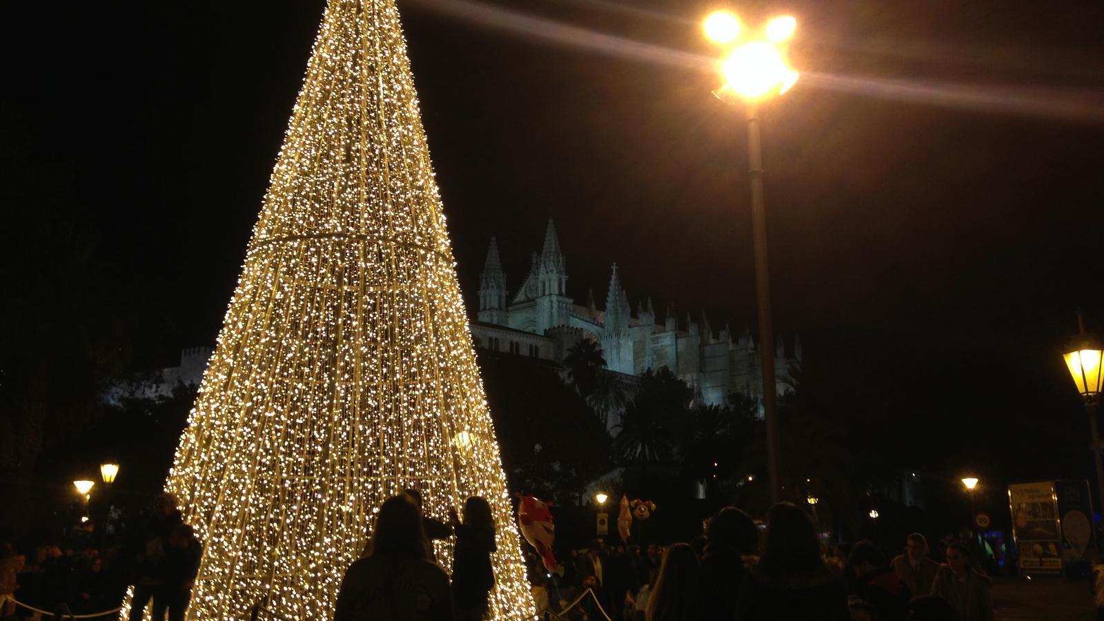 Ja és Nadal a Palma