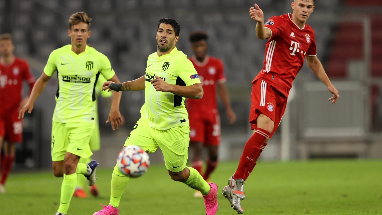 El Bayern de Munic comença la defensa del títol destrossant l'Atlètic de Madrid (4-0)