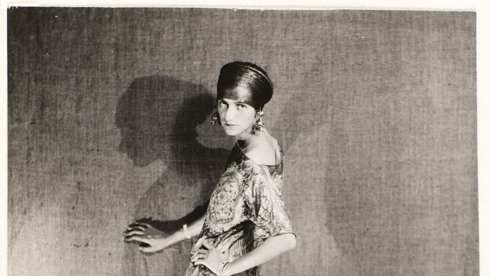 Un dels retrats que li va fer a Peggy Guggenheim al 1924