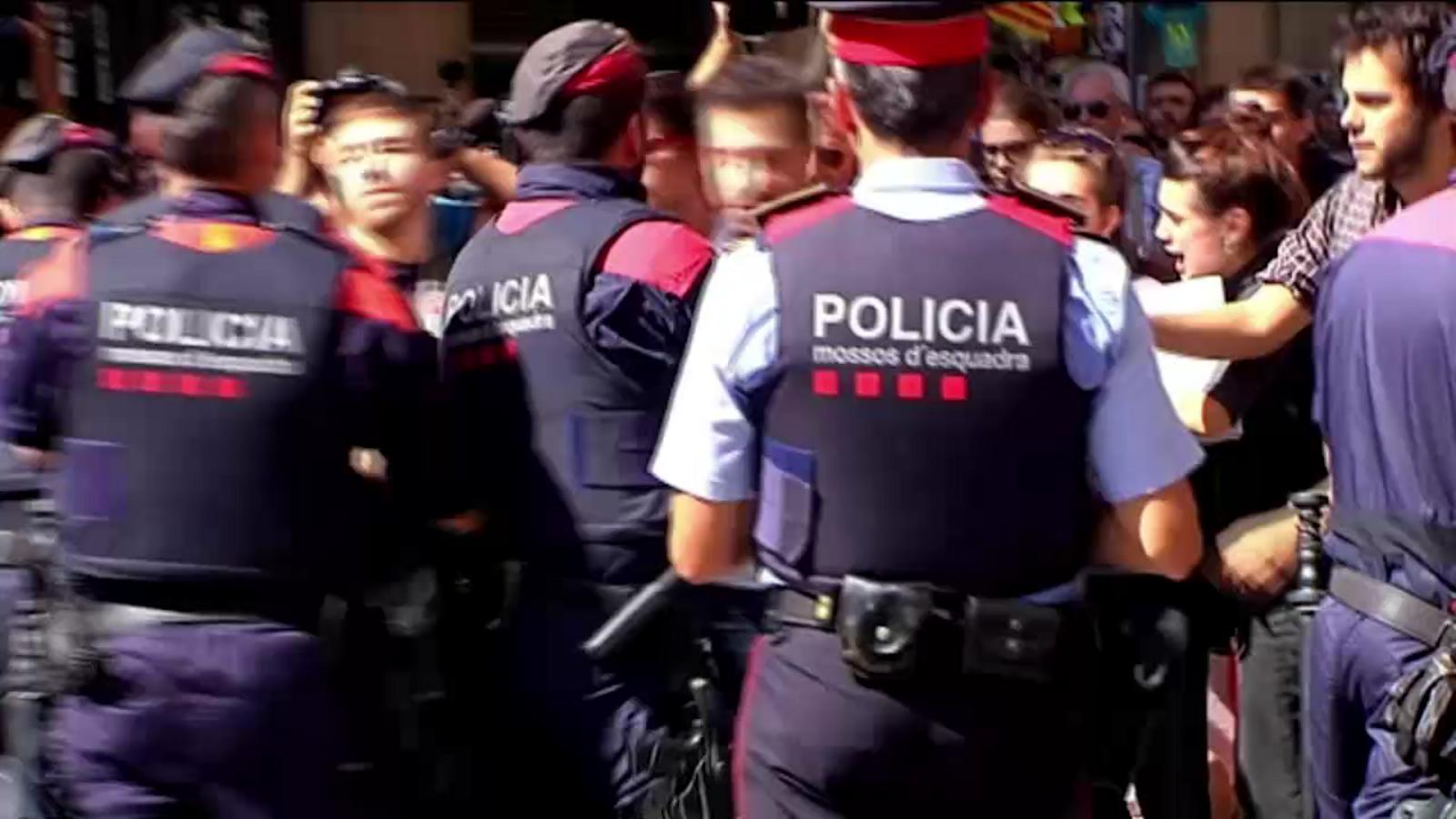 Aquest és el vídeo que Marchena ha vetat (i que desmunta el testimoni del Guàrdia Civil que negava la cooperació dels Mossos)