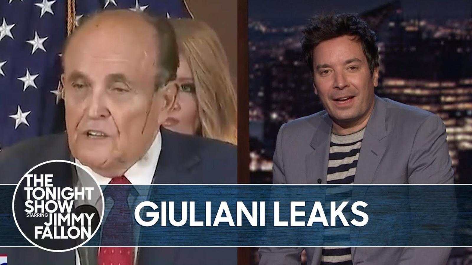 Giuliani, ingressat a l'hospital per covid-19