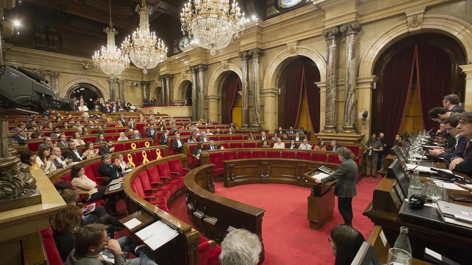 La via Puigdemont deixa poc marge d'error per evitar eleccions
