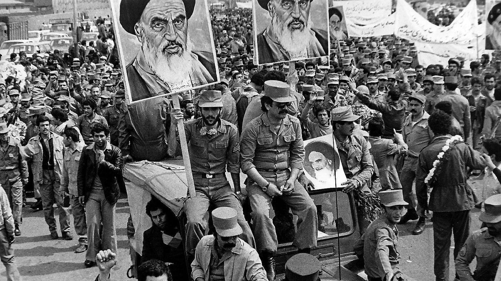 40 anys del règim dels aiatol·làs en un Iran convuls
