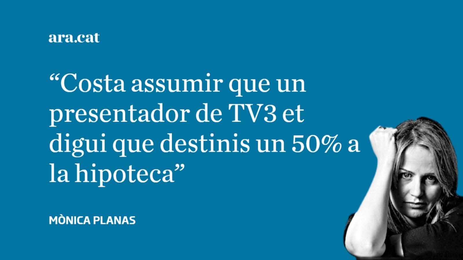 La hipoteca de TV3