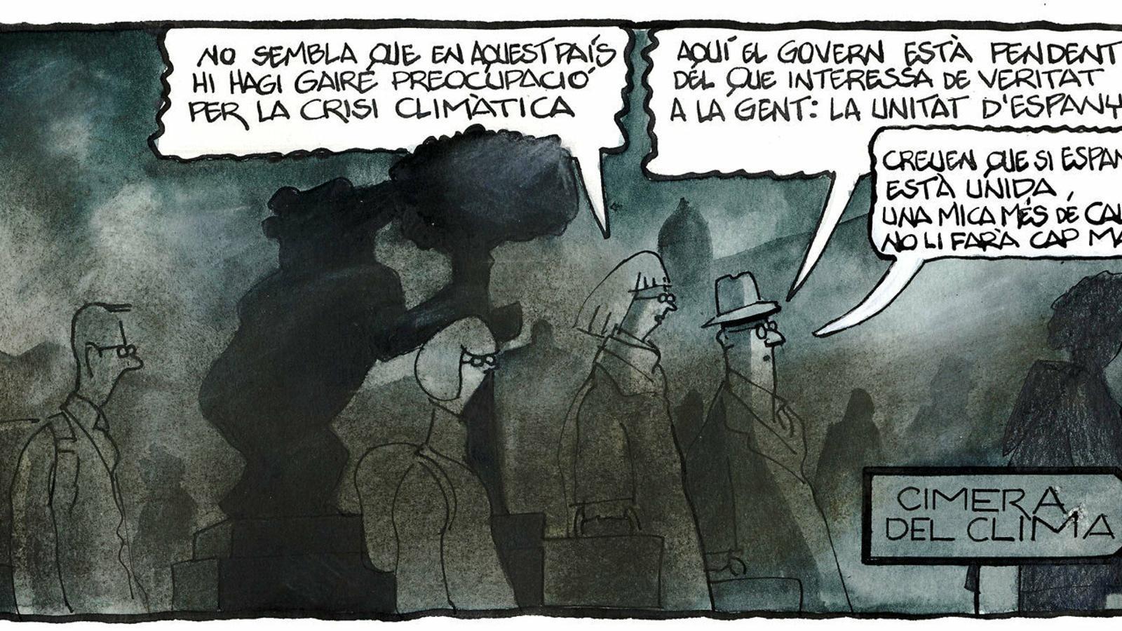 'A la contra', per Ferreres 03/12/2019