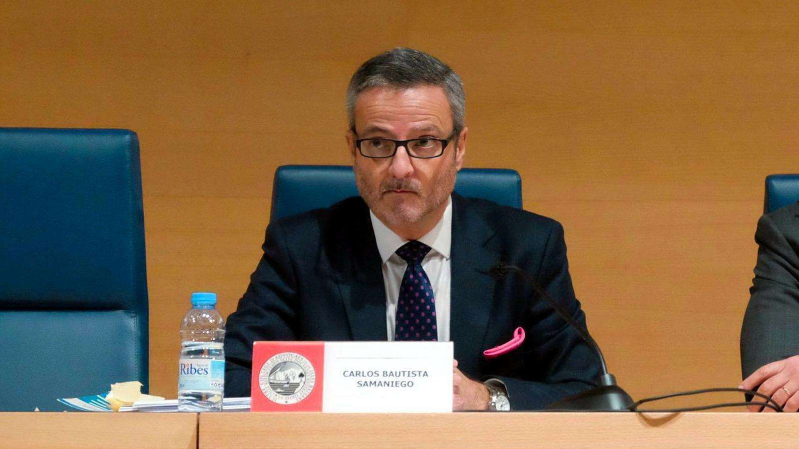 El fiscal Bautista nega cap vinculació amb el cas d'espionatge a Puigdemont