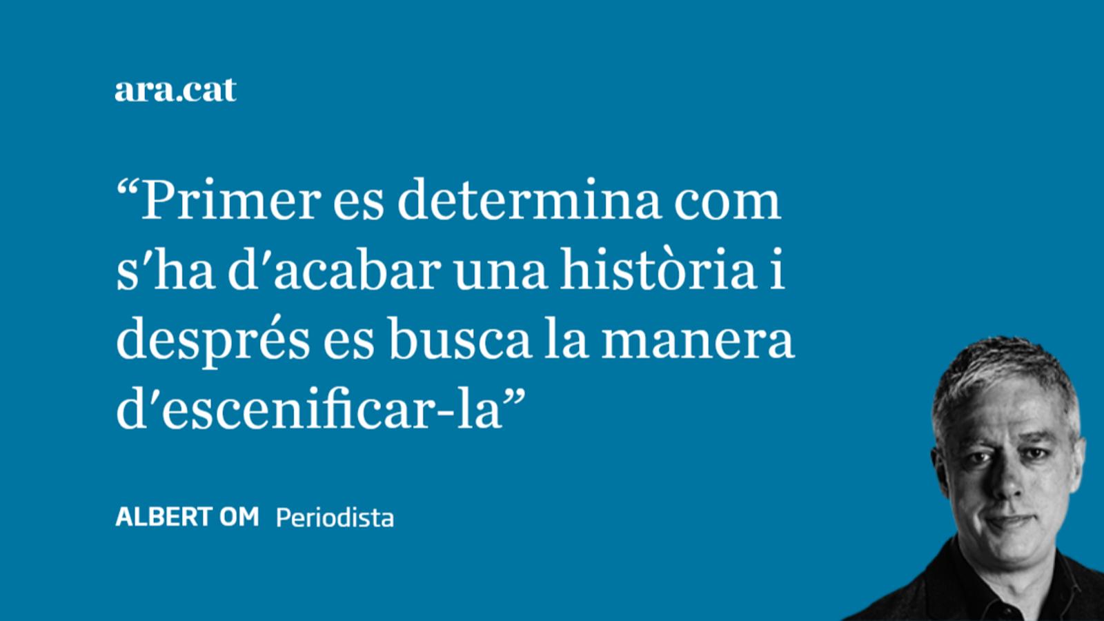 Carta a Manuel Marchena: 'Companys i el judici del Procés'