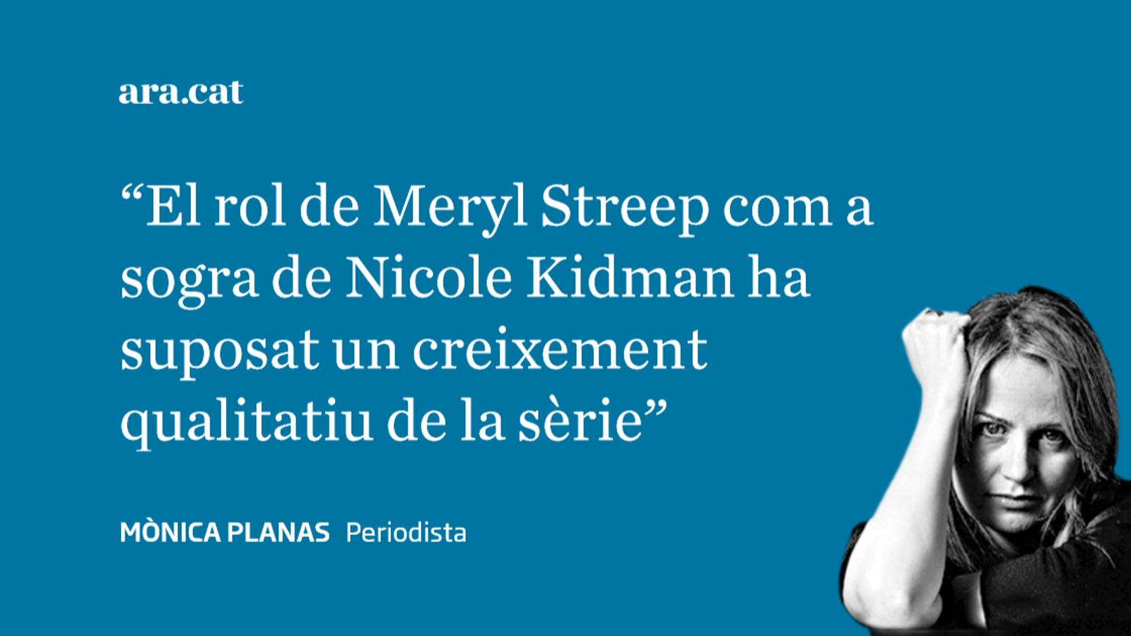 La mirada de Meryl Streep