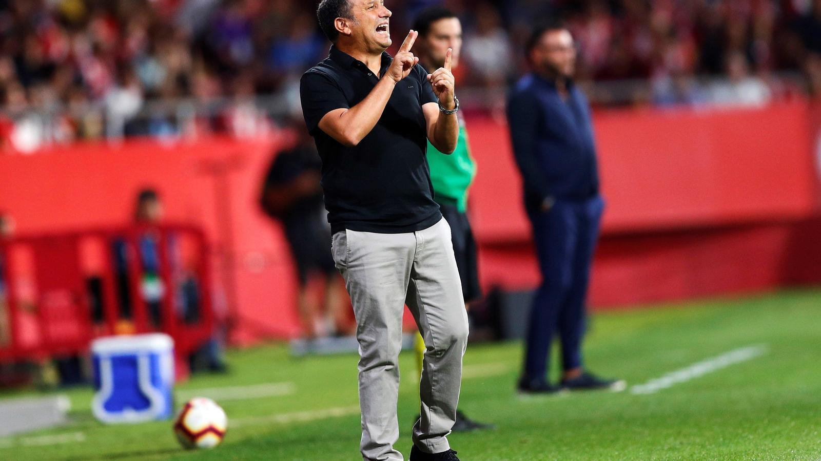 "Eusebio Sacristán: ""El fet de sumar dos triomfs seguits ens ha de dir que no hi ha res impossible"""