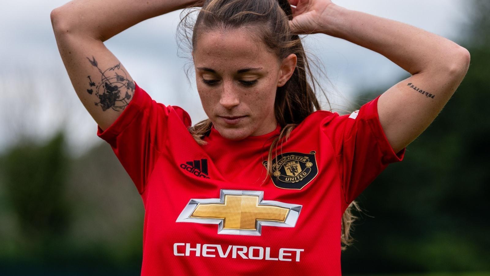 Ona Batlle, la nova jugadora catalana del Manchester United