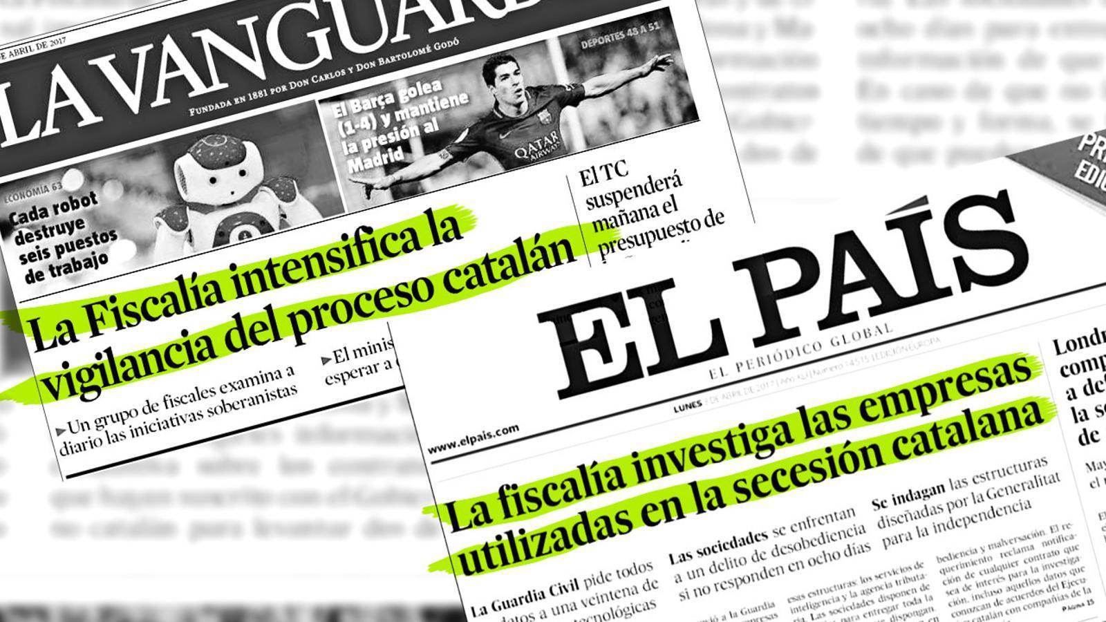 L'anàlisi d'Antoni Bassas: 'A Catalunya, la fiscalia'