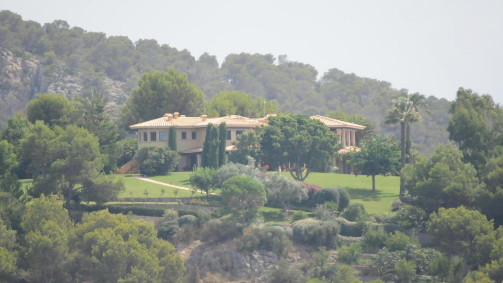 Imatge de la residència on viurà Schumacher.