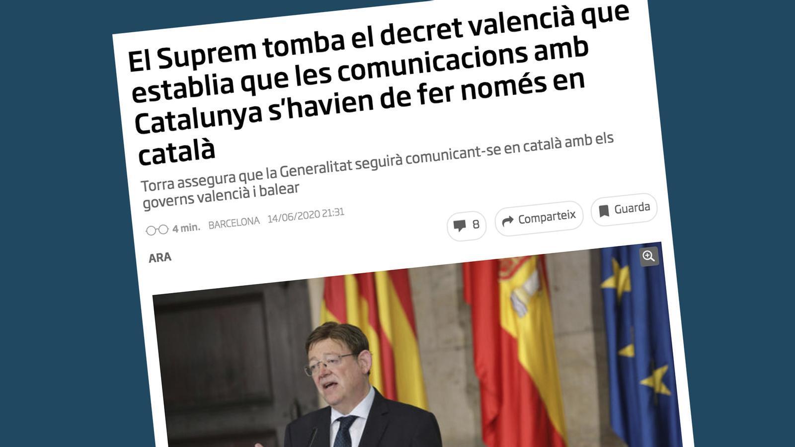 L'anàlisi d'Antoni Bassas: 'Per què en diuen Espanya si en volen dir Castella'