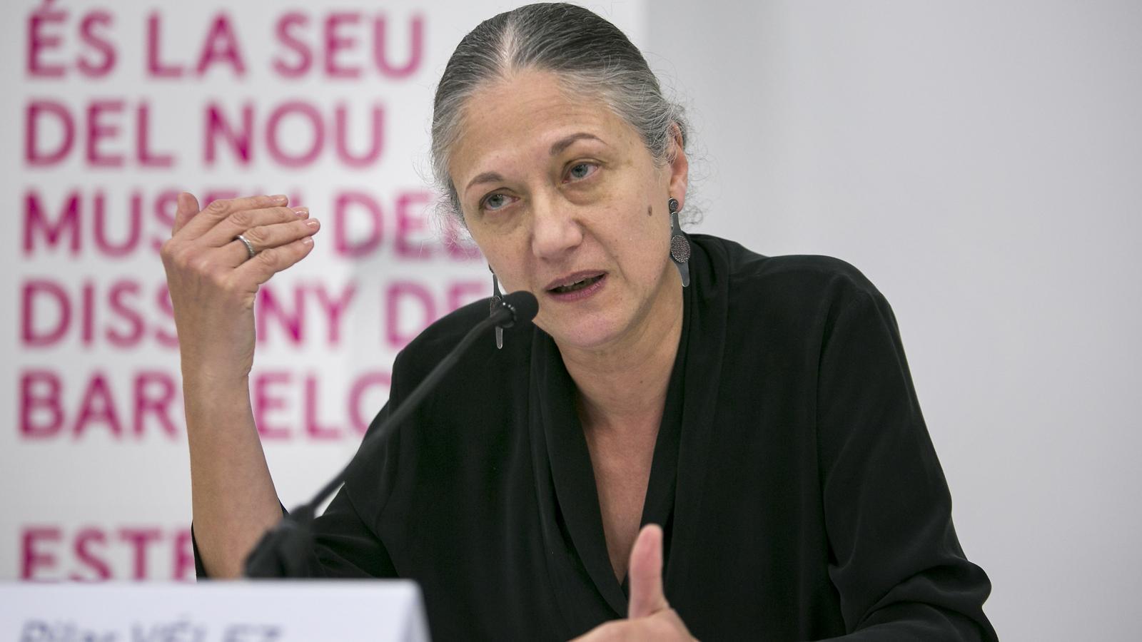 """Pilar Vélez: """"En el museu, tan patrimoni és un arxiu com un objecte"""""""