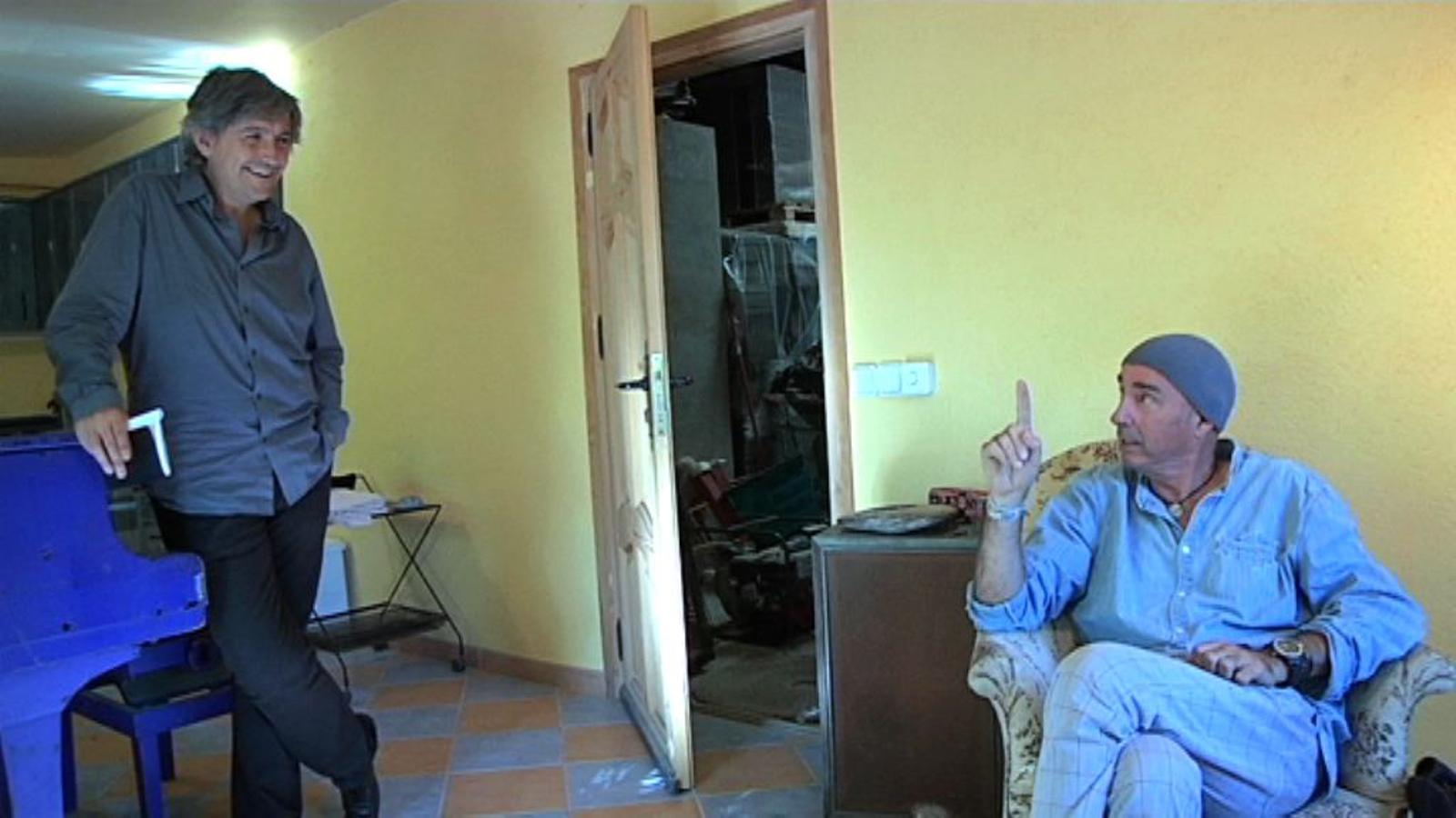 Lluís Llach: Encara que estigui retirat, humanament no em sento retirat de res