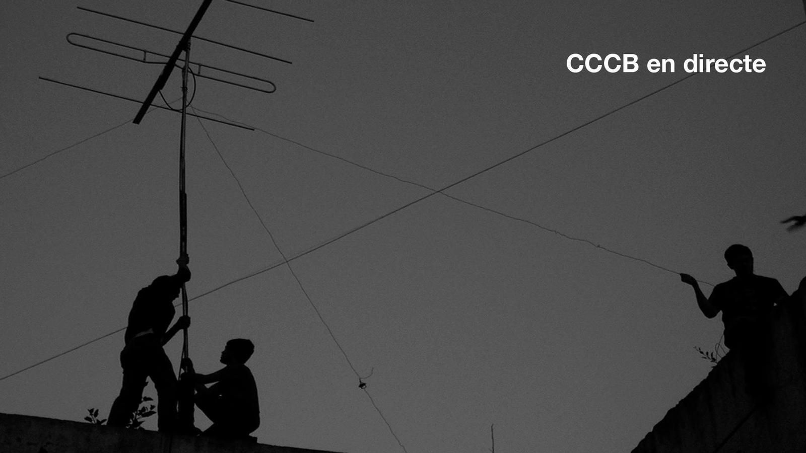 Retransmissió des del CCCB
