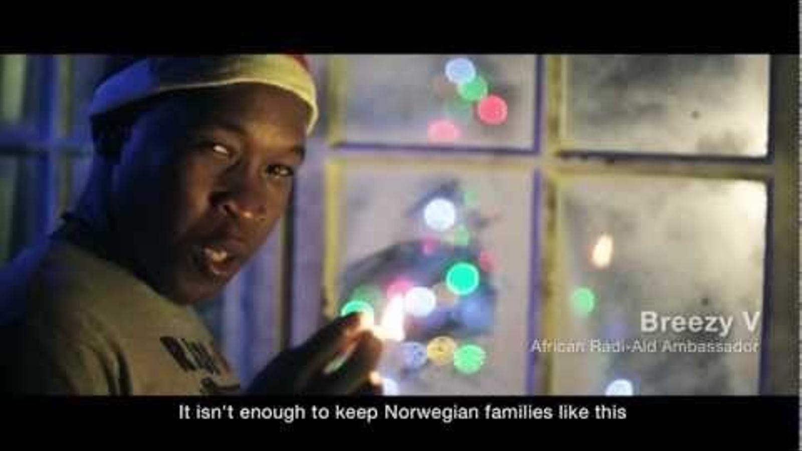 Campanya noruega per africa