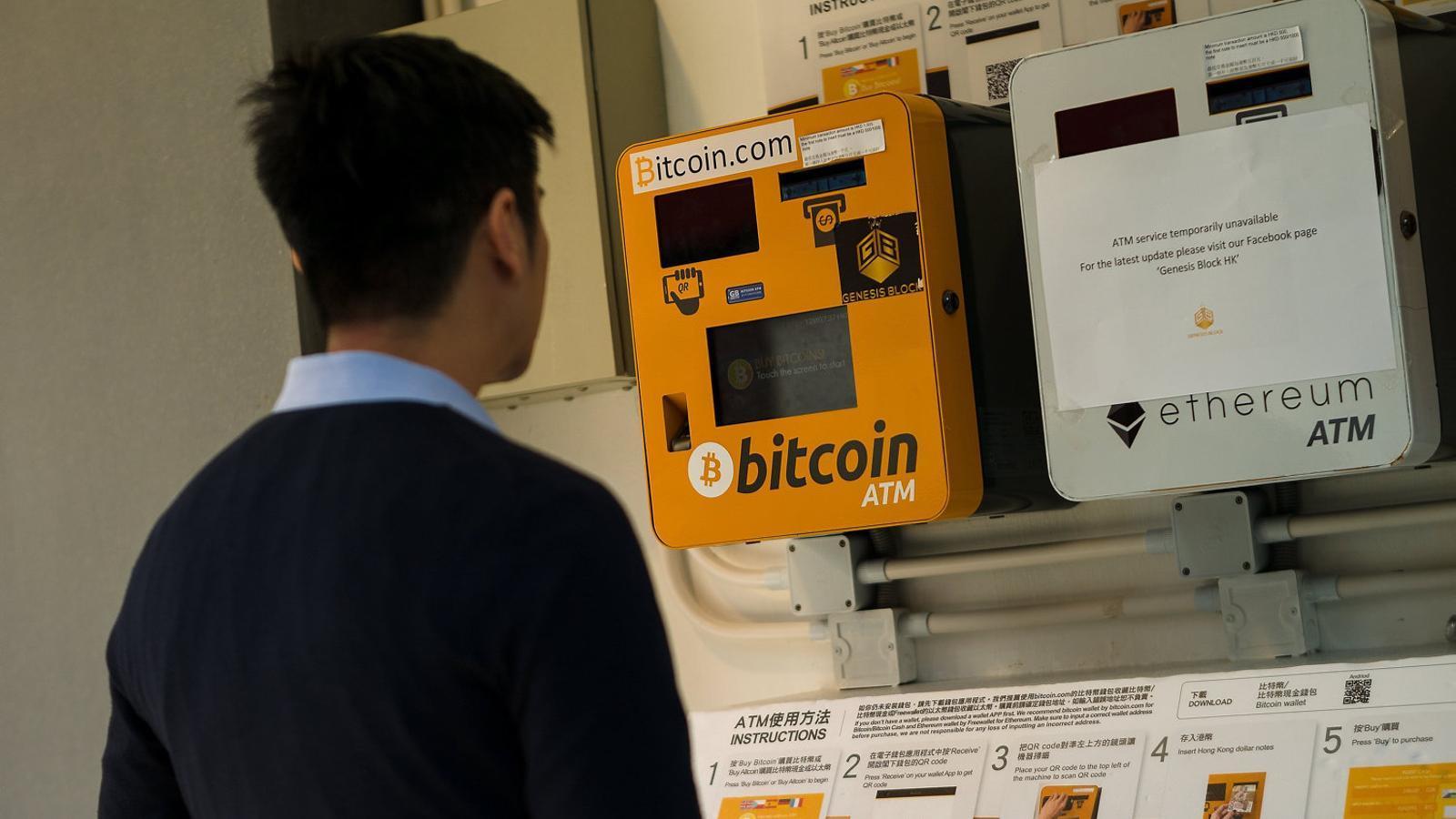 El preu de la criptomoneda més popular puja o baixa 1.000 dòlars en poques hores i això fa que no sigui una bona divisa de comerç.