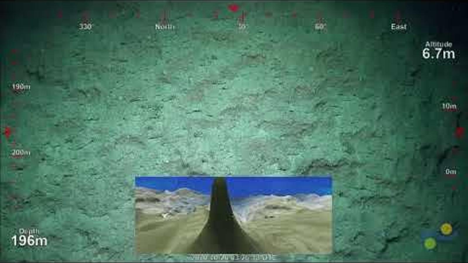 Gran Barrera de Corall, Austràlia. Gratacels de 500 metres d'alçada