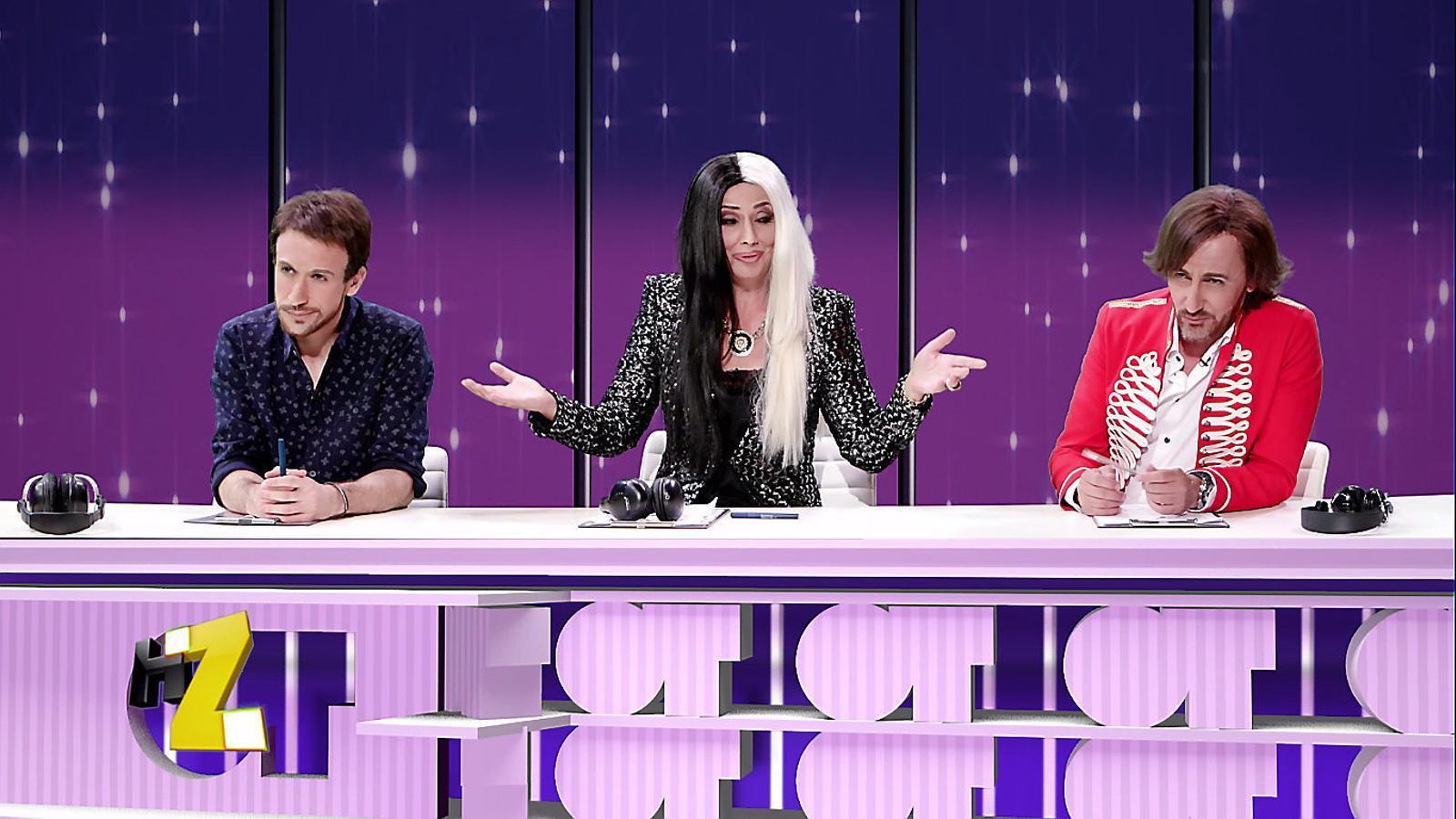 'Homo zapping' estrena una segona temporada a Neox