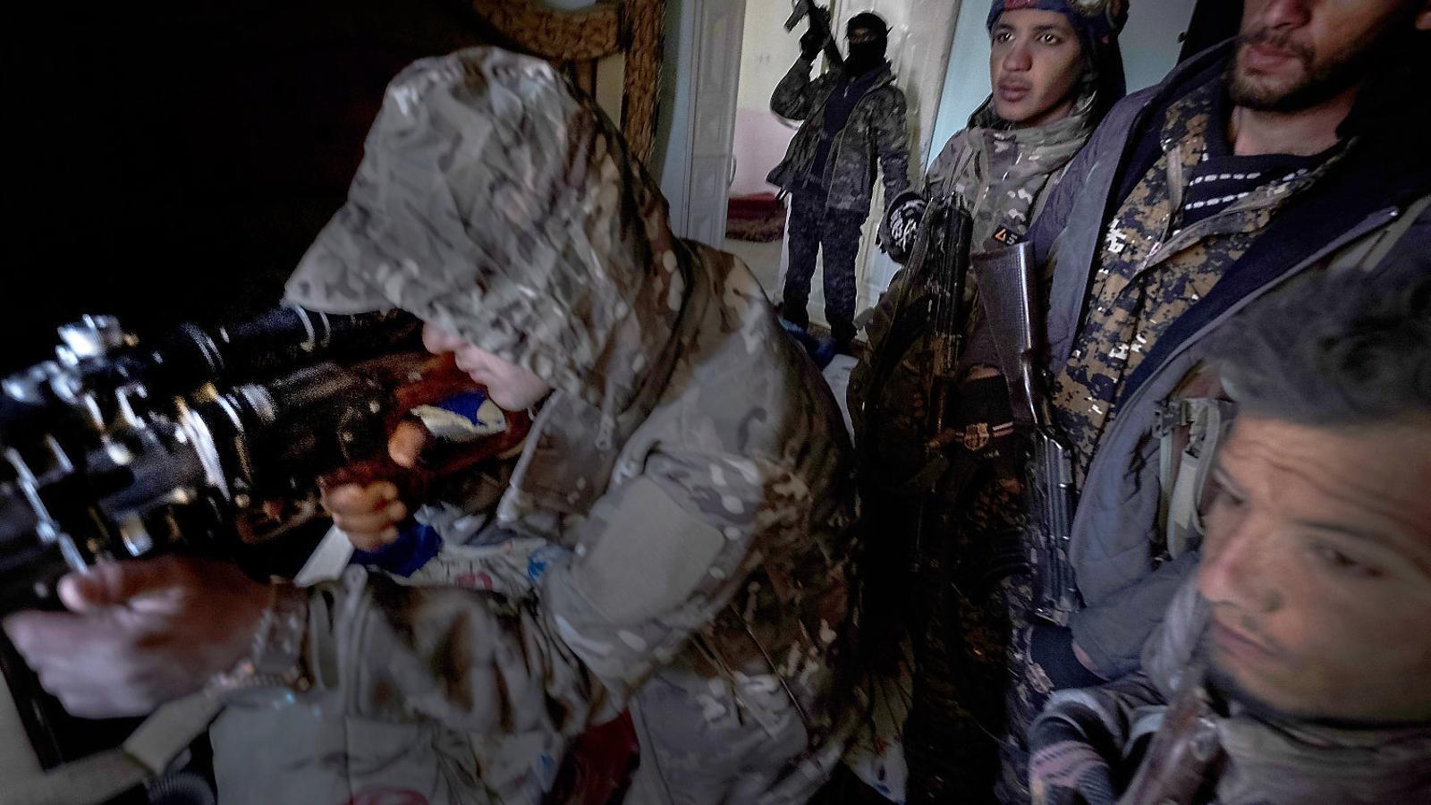 L'última batalla  contra el 'califat'