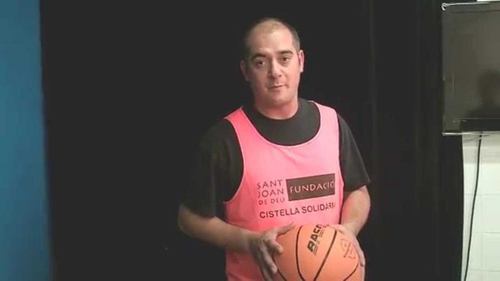 Una Cistella Solidària contra el càncer infantil
