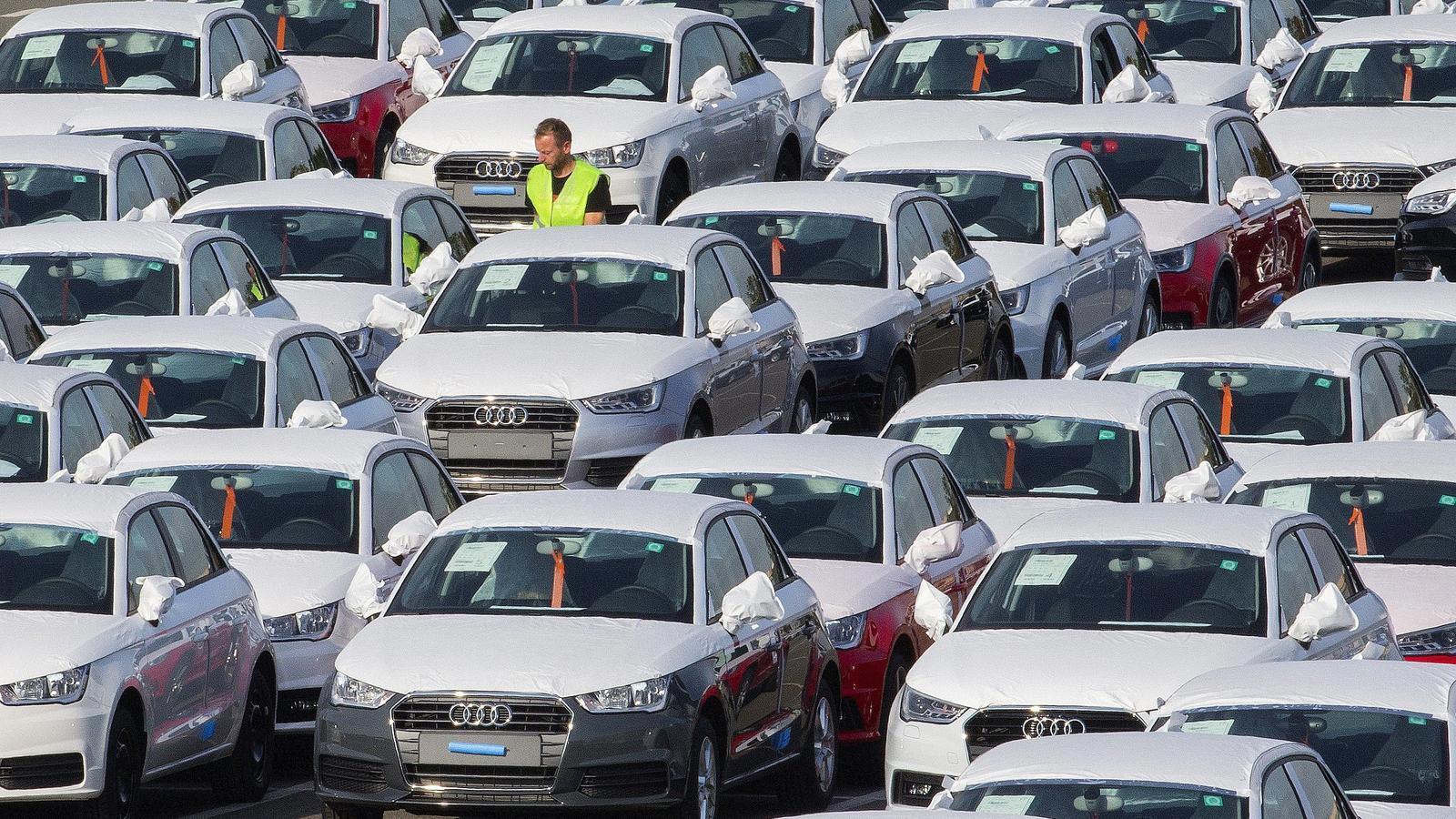 Audi accepta una multa de 800 milions d'euros pel Dieselgate