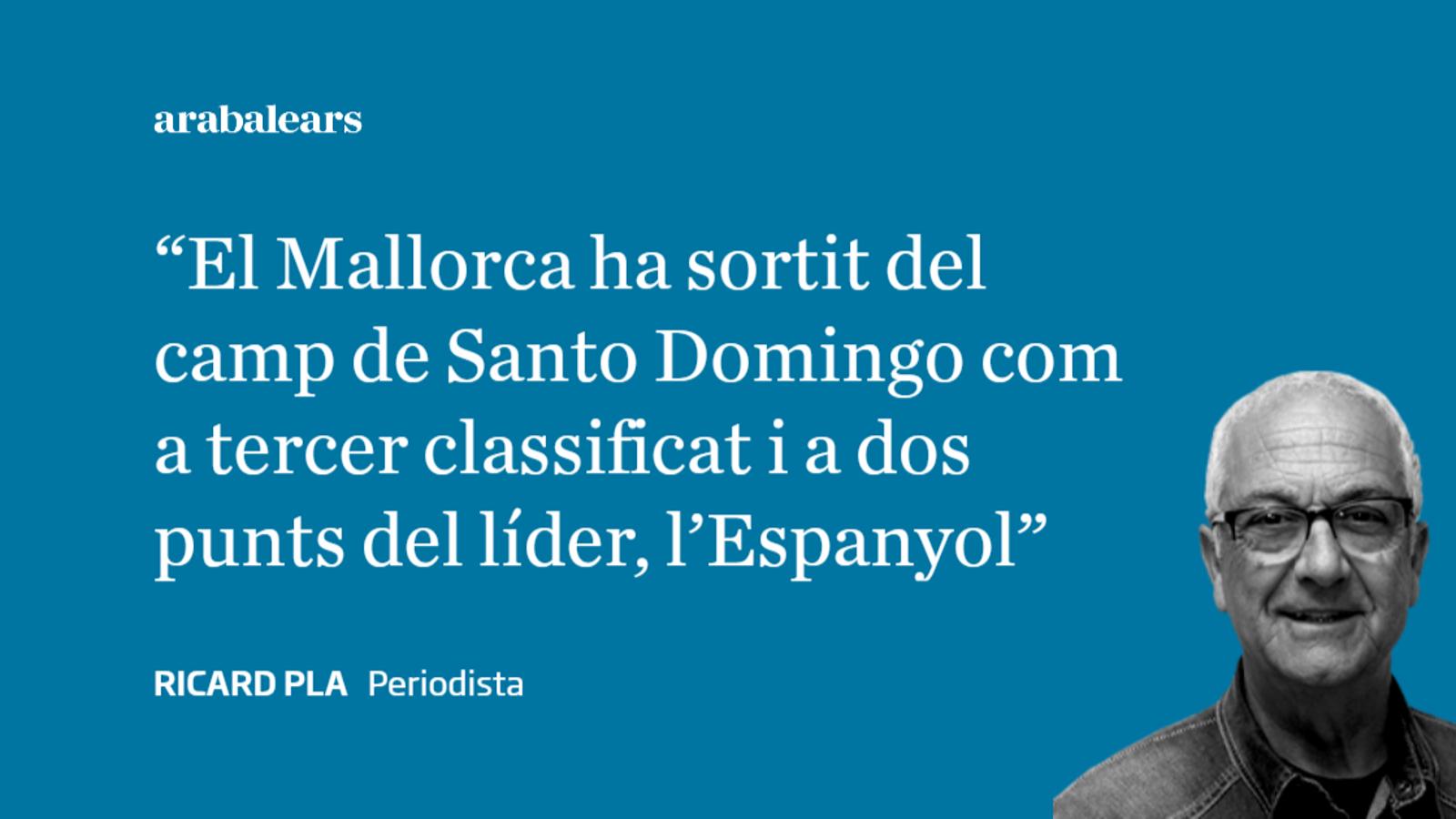 El Mallorca està en fase optimista