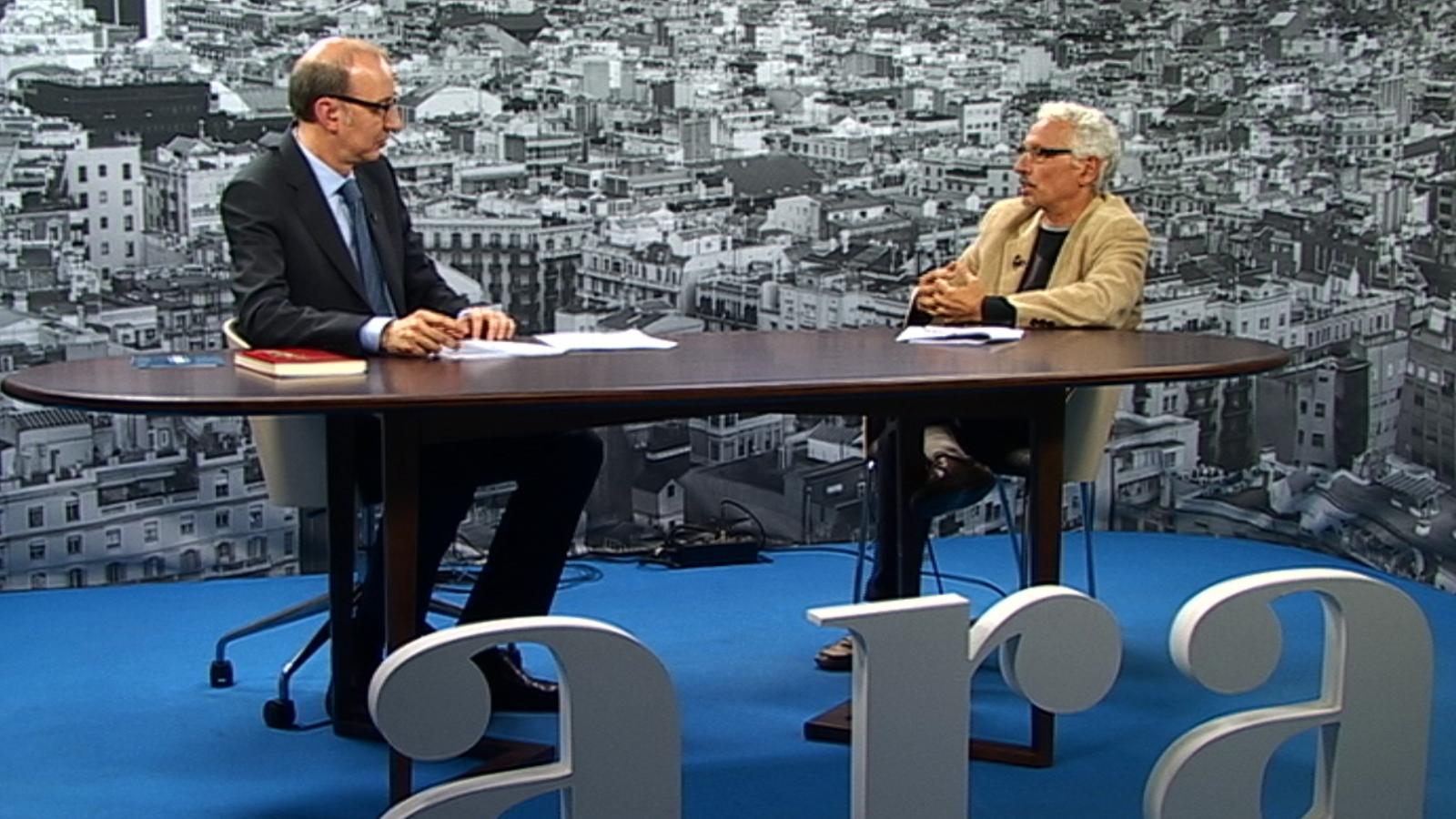 El jutge Santiago Vidal ens explica els pecats capitals de la justícia, just un dia ple de pecats