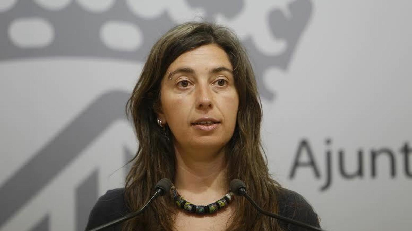 La regidora de l'Ajuntament de Palma, Neus Truyol, en una imatge d'arxiu.