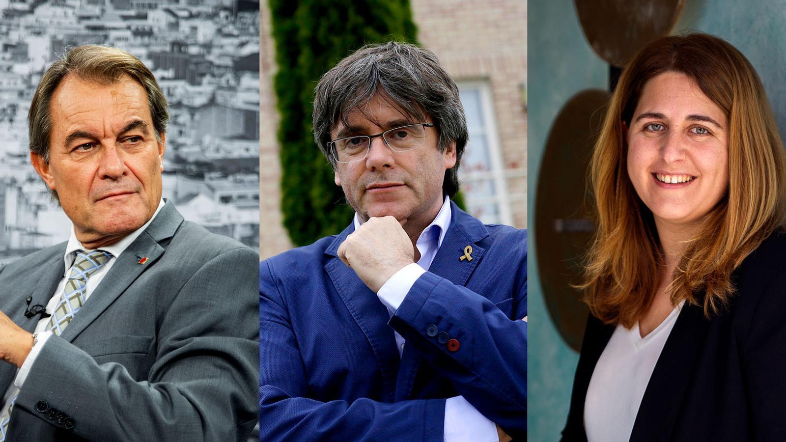 L'anàlisi d'Antoni Bassas: 'Mas, Puigdemont i la llista de Junts per Catalunya'