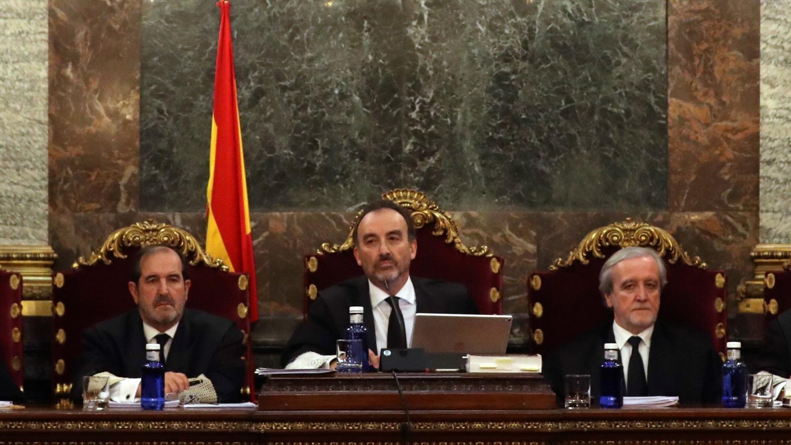 El Suprem accelera el judici amb més sessions de les previstes