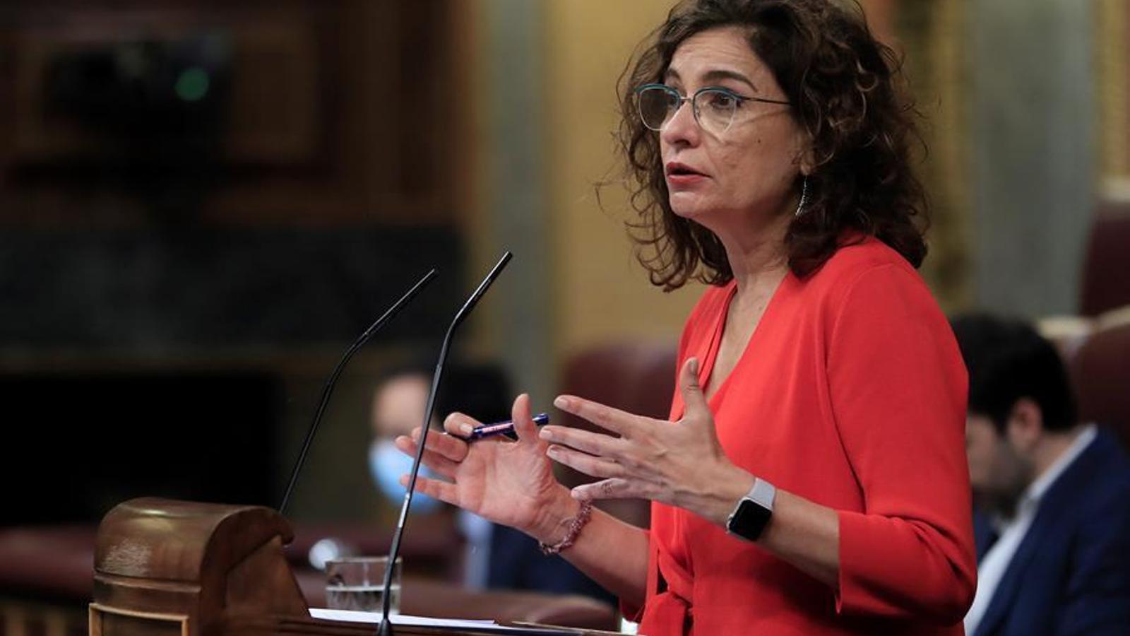 EN DIRECTE | El Congrés debat la suspensió de les regles fiscals