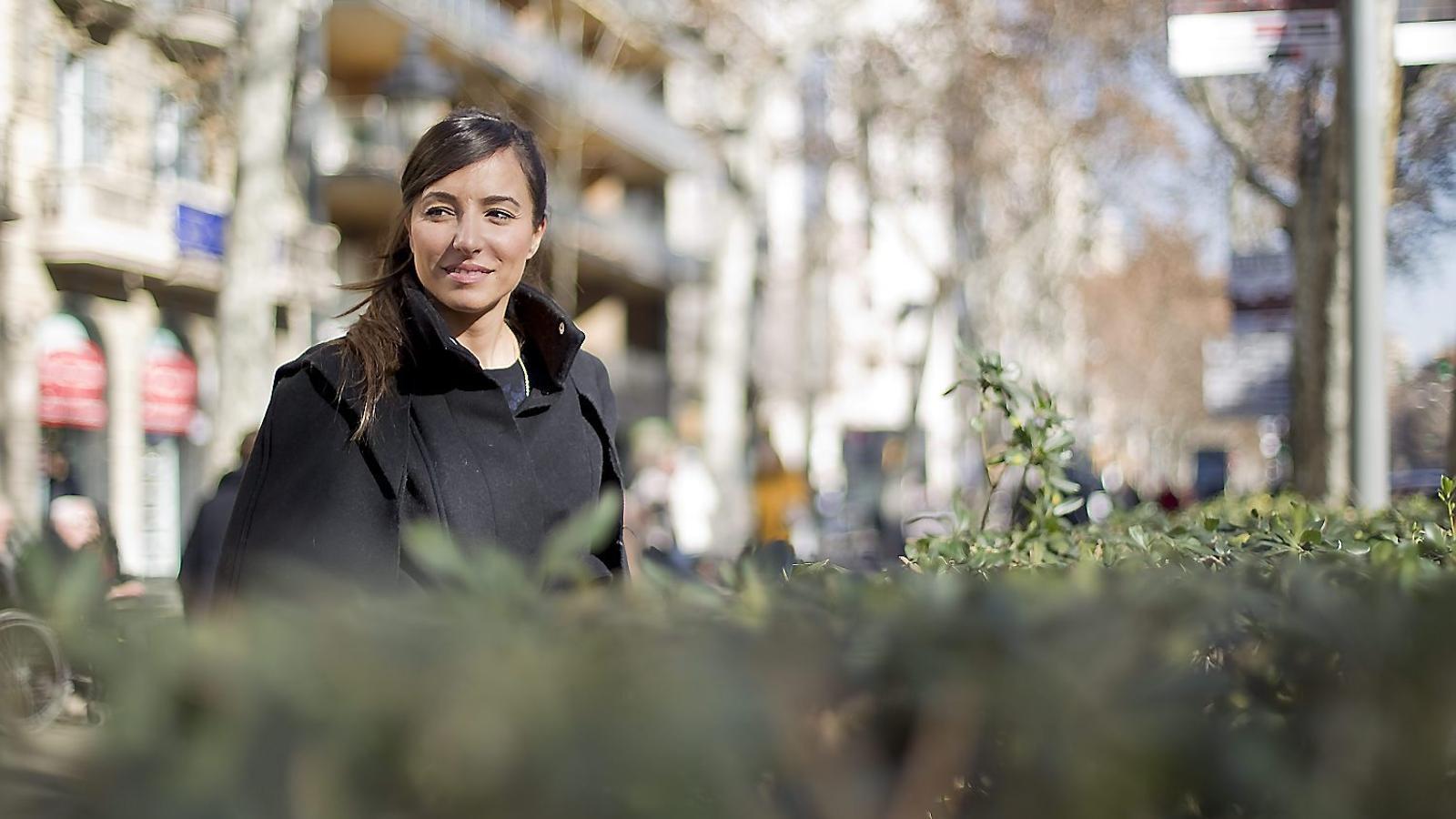 Servera, de 37 anys, va estudiar història a la UB i comunicació audiovisual a la URL.