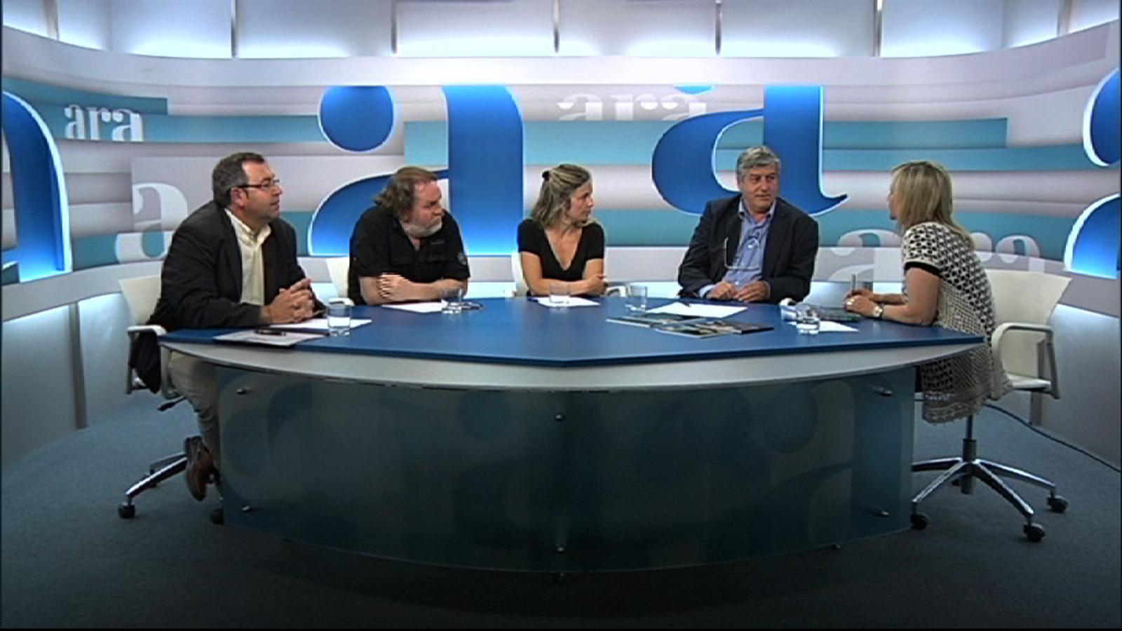 Debat del Baix Empordà: Volem sumar i ser Empordà, per l''Ara TV Premium'