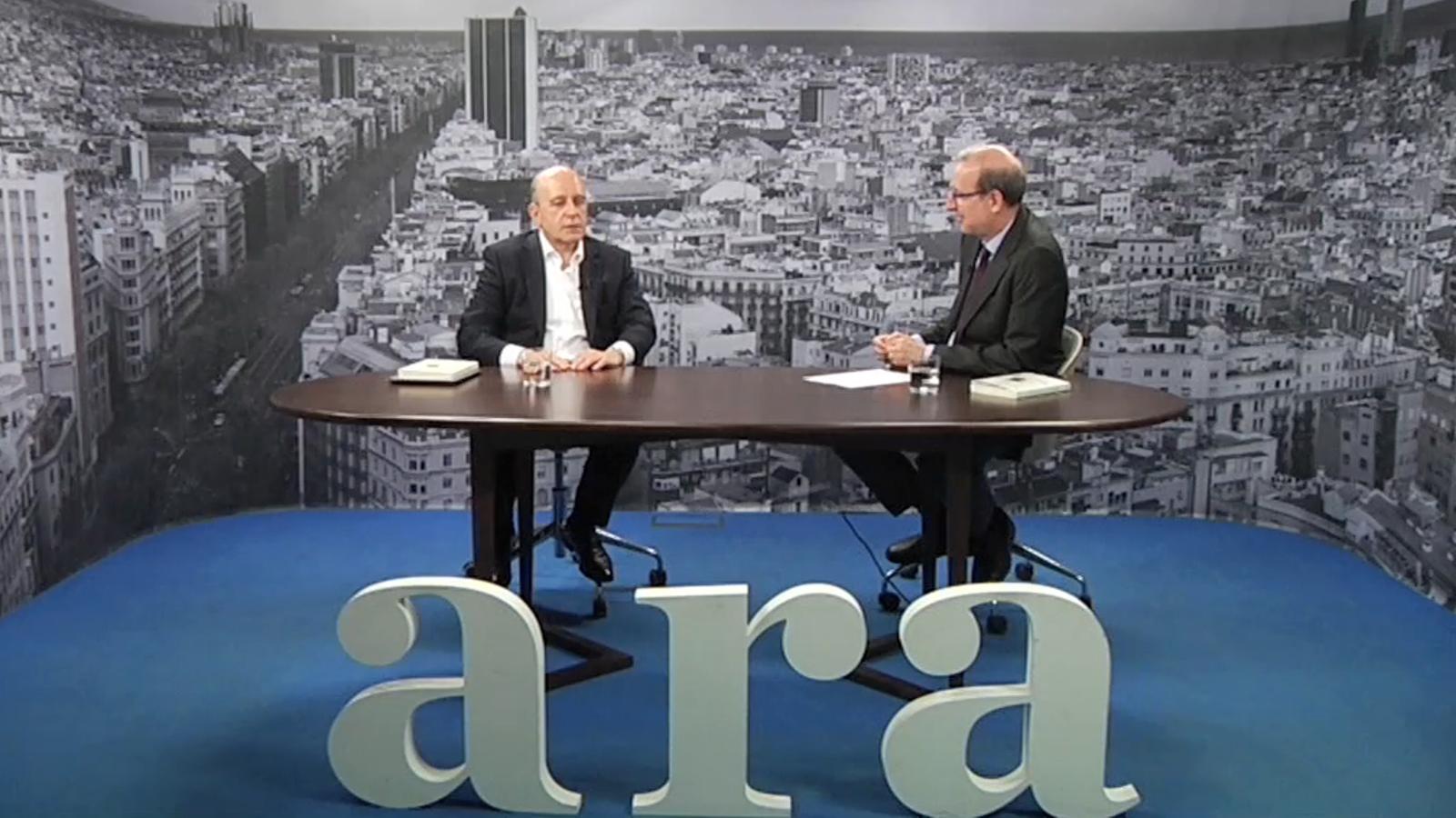 Entrevista d'Antoni Bassas a José Antonio Zarzalejos