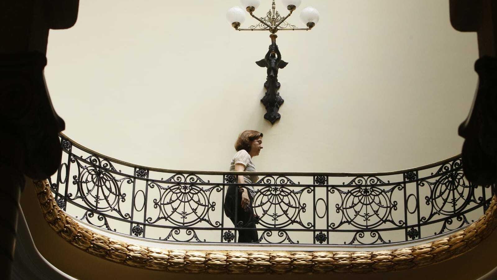 """Fina Santiago, """"perplexa"""" per la decisió de MÉS que ella i Vicenç Vidal no siguin consellers"""