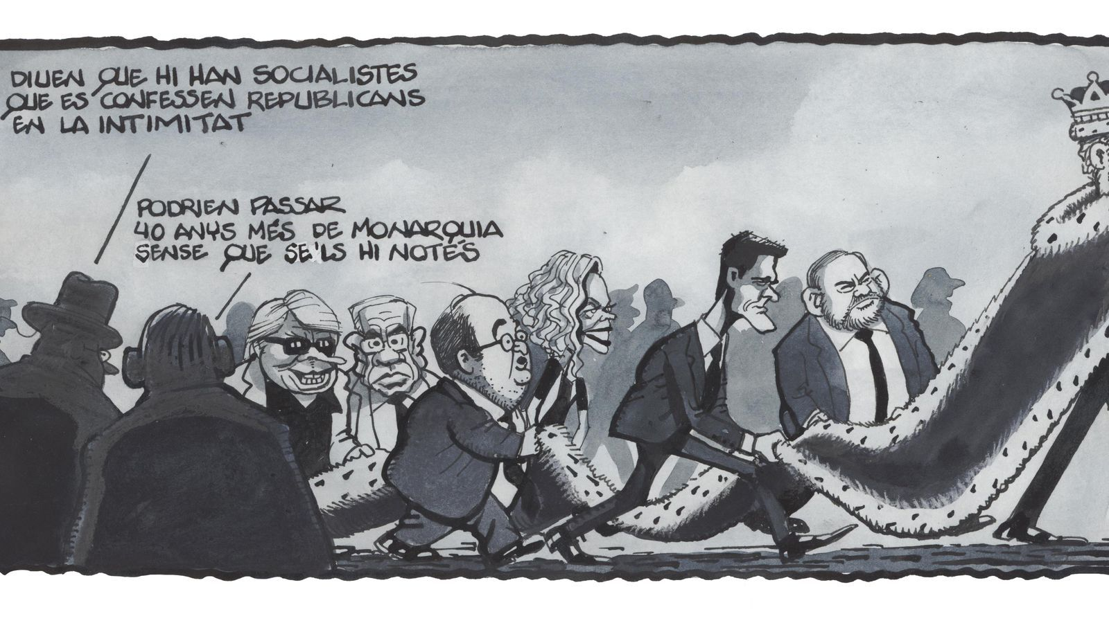 'A la contra', per Ferreres 13/08/2020