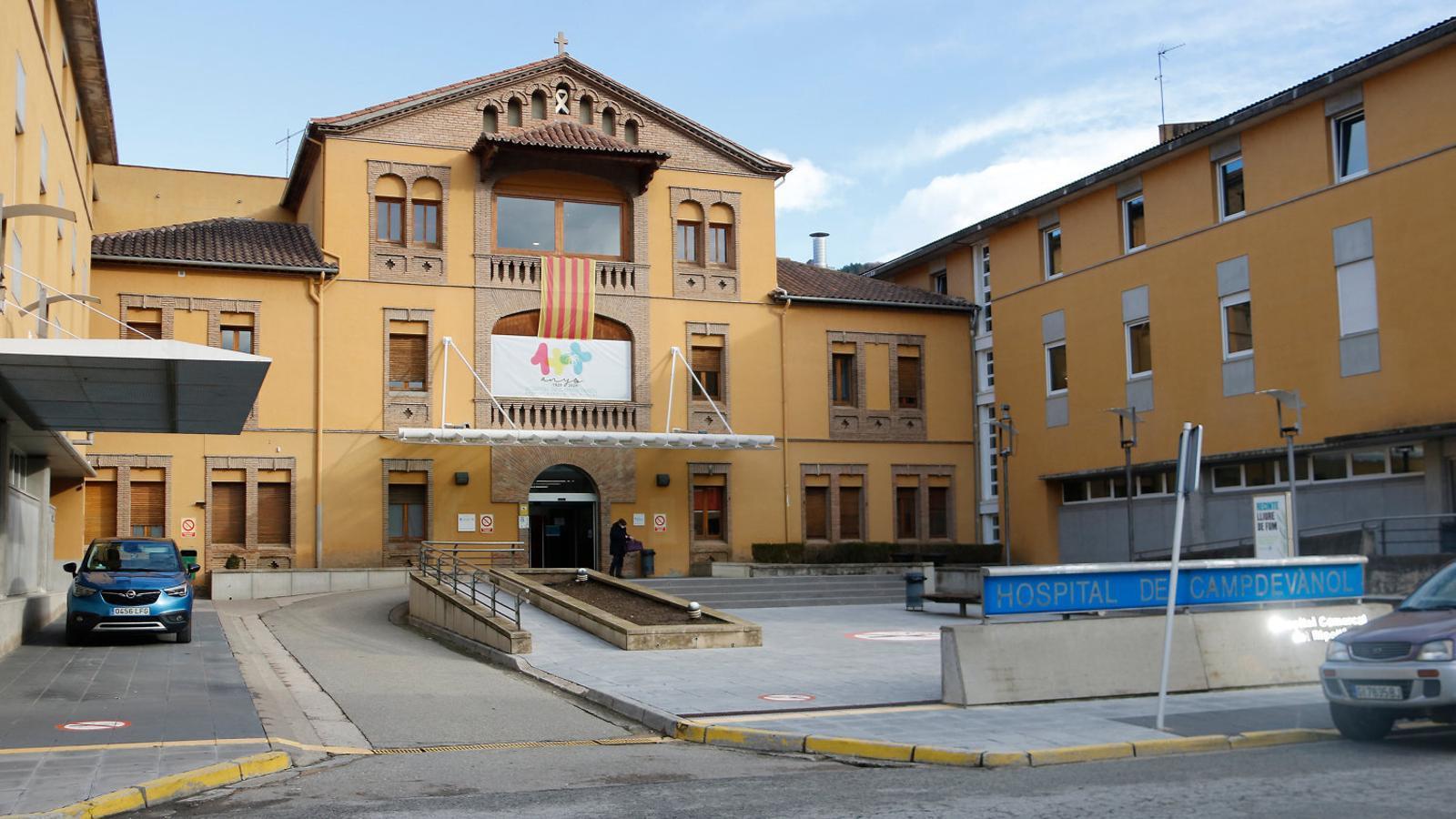 L'Hospital de Campdevànol podrà desviar pacients al d'Olot.