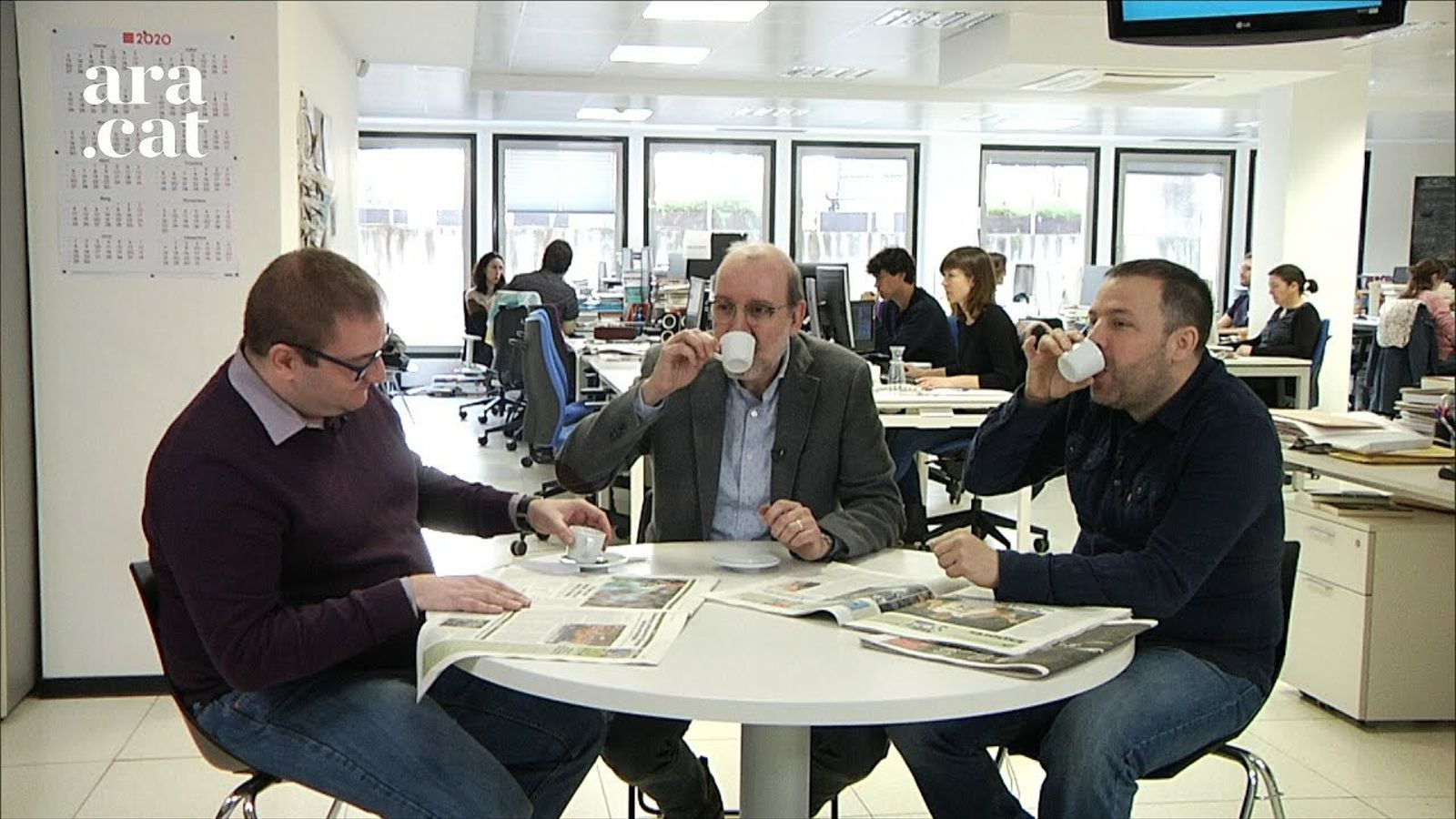 """El cafè de la Lliga: """"Vist el Barça a Mestalla, els cafès dels dilluns se'ns poden fer amargs"""""""