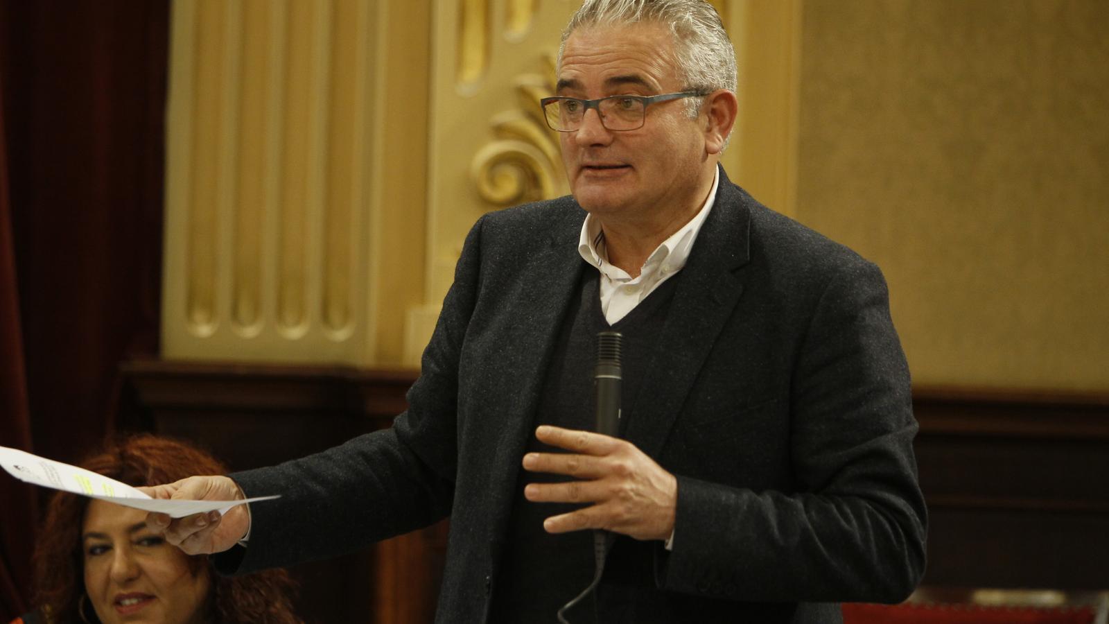 El president d'El Pi, Jaume Font